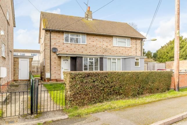 Thumbnail Semi-detached house for sale in Park Rise, Ambrosden, Bicester, Oxfordshire
