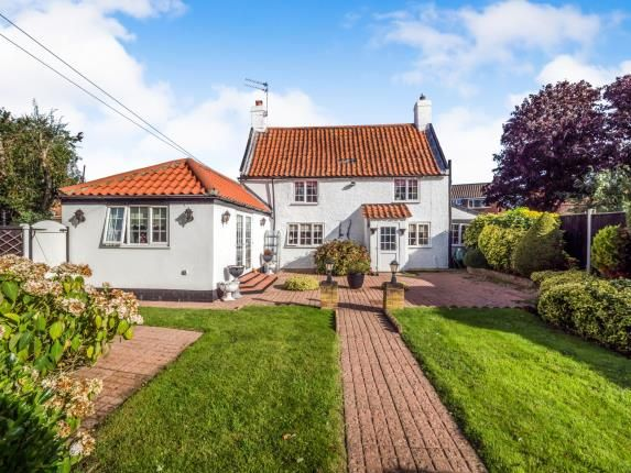Thumbnail Detached house for sale in Hemsby, Great Yarmouth, Norfolk