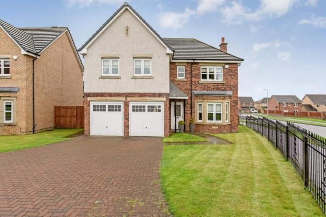 Thumbnail Detached house for sale in Calgary Place, Airdrie, North Lanarkshire