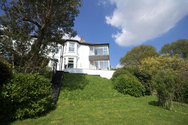 Thumbnail Semi-detached house for sale in Golant, Fowey