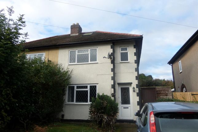 Thumbnail Semi-detached house to rent in Lichfield Road, Armitage, Rugeley