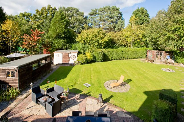 Thumbnail Detached house for sale in Homestead Lane, Valebridge Road, Burgess Hill