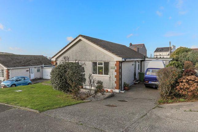 Thumbnail Detached bungalow for sale in Close Cubbon, Peel, Isle Of Man