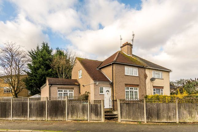 Thumbnail Property to rent in Crossway, Pinner