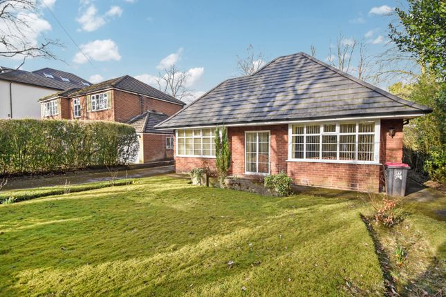 Thumbnail Bungalow for sale in Upper Park Road, Salford