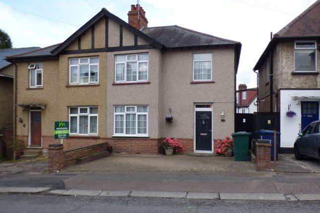 Thumbnail Semi-detached house for sale in Cranbrook Road, New Barnet, Barnet