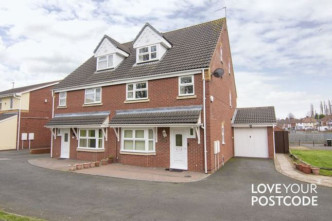 Thumbnail Semi-detached house for sale in Manor Road, Smethwick, West Midlands