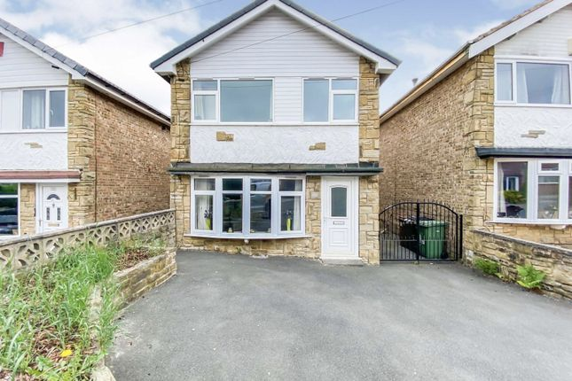 Thumbnail Detached house for sale in Merton Avenue, Pudsey