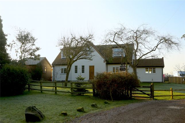 Thumbnail Detached house for sale in Burtons Lane, Chalfont St. Giles, Buckinghamshire