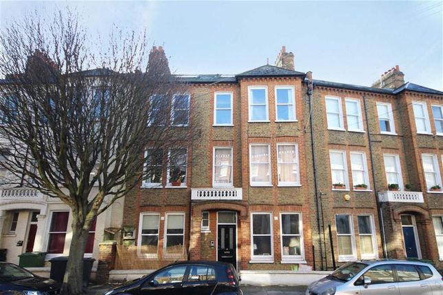 Thumbnail Flat to rent in Tremadoc Road, London