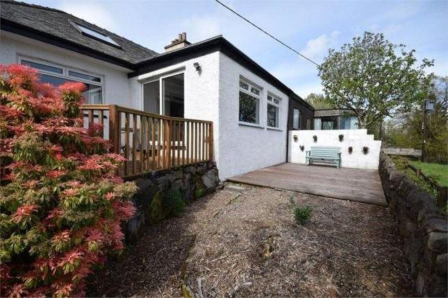 Thumbnail Semi-detached house for sale in Meikle Burntshields Farm Cottages, Burntshields Road, Renfrewshire