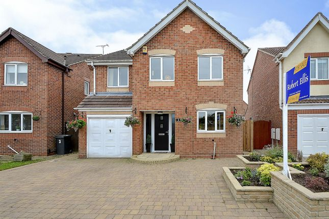 Thumbnail Detached house for sale in Ferndene Drive, Long Eaton, Nottingham