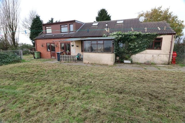 Thumbnail Detached bungalow for sale in Moat Lane, Wickersley, Rotherham, South Yorkshire
