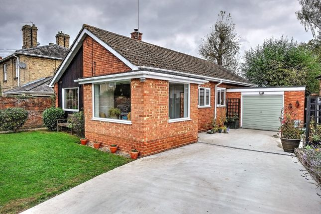 Thumbnail Detached bungalow for sale in St. Georges Road, Beccles