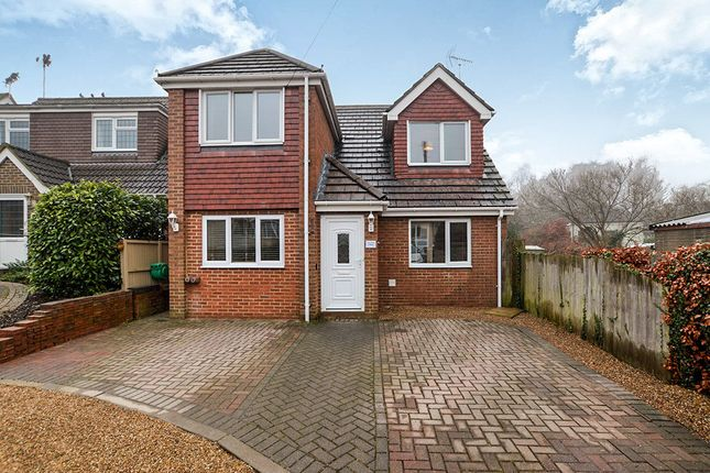 Thumbnail Detached house for sale in Silver Hill Gardens, Willesborough, Ashford