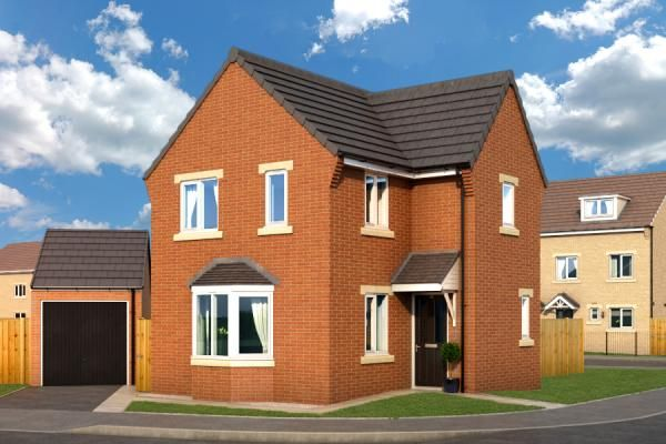 "Thumbnail Property for sale in ""The Canterbury At Metropolitan"" at Berrington Drive, Westerhope, Newcastle Upon Tyne"