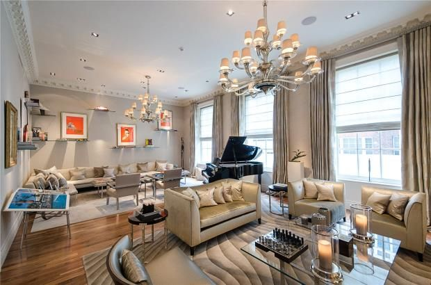 4 bedroom flat to rent in Upper Grosvenor Street, Mayfair, London