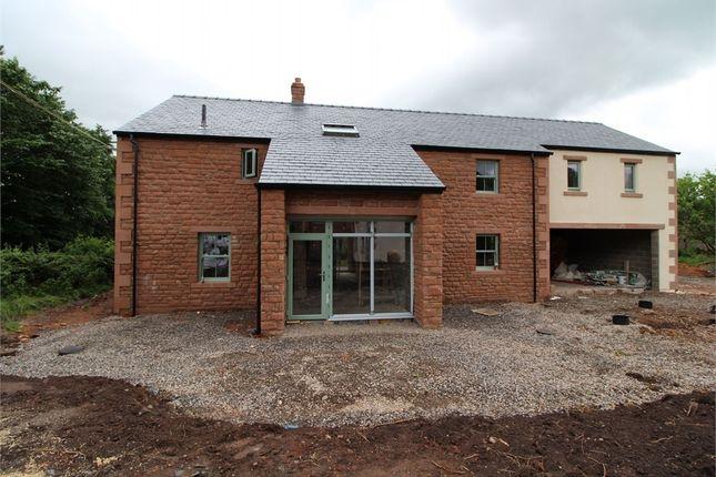 Thumbnail Detached house for sale in Little Salkeld, Penrith, Cumbria