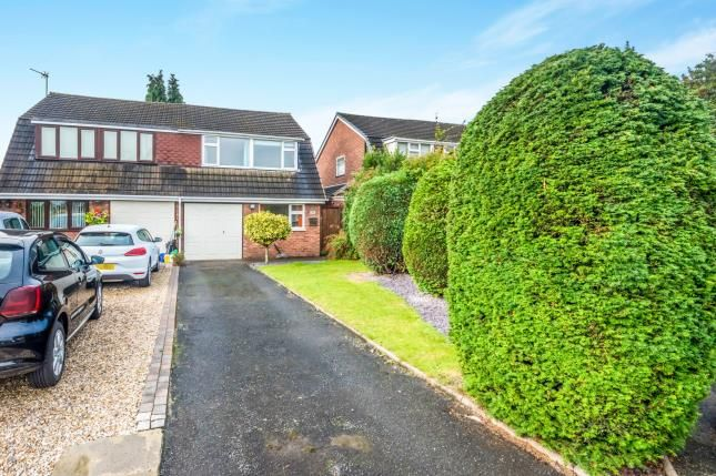 Thumbnail Semi-detached house for sale in Williams Close, Willenhall, West Midlands