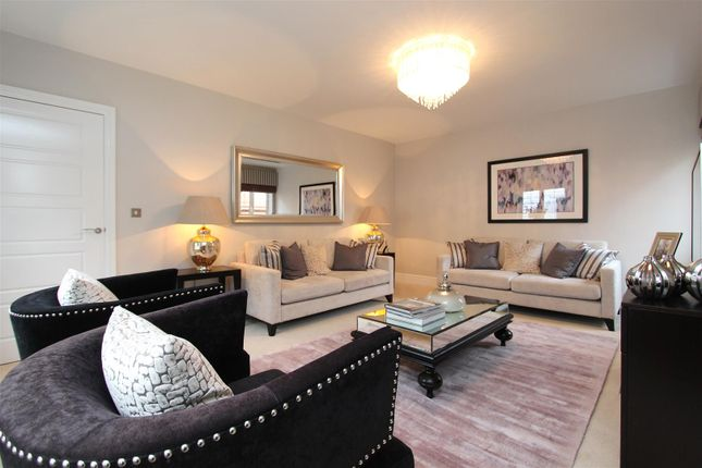 Thumbnail Detached house for sale in Nascot Wood Road, Nascot Wood, Watford