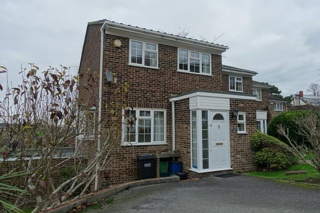 Thumbnail End terrace house to rent in Hillview Close, Purley, Surrey