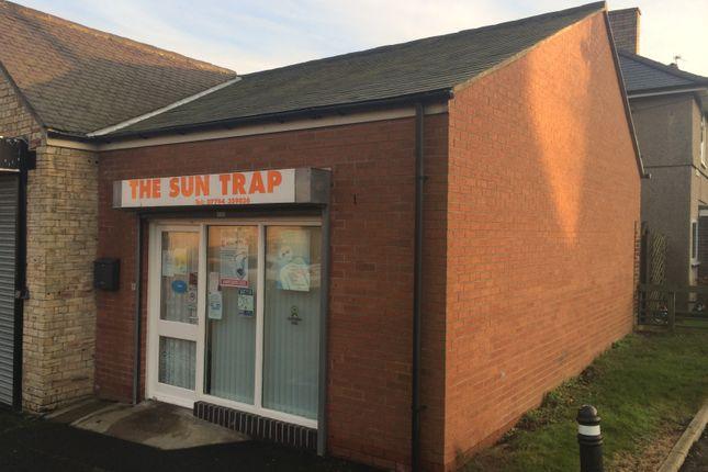 Thumbnail Retail premises to let in Rear Of Old Co-Op Building, Grangemoor Road, Widdrington Station, Morpeth