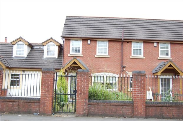 Thumbnail Property to rent in Dunkirk Mews, Leyland