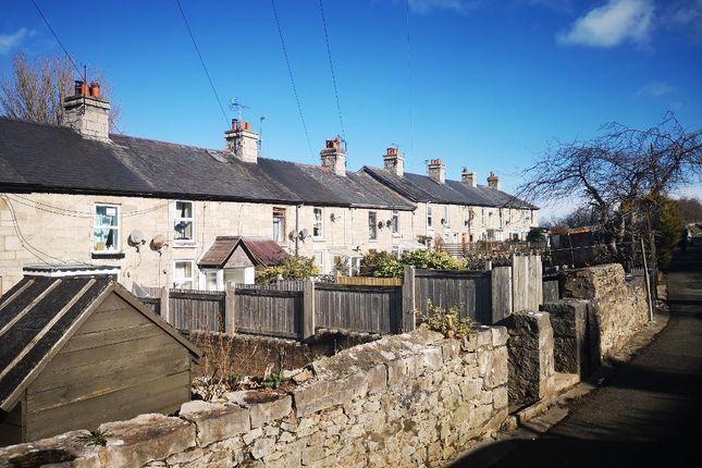 Thumbnail Terraced house for sale in Pentregwyddel Terrace, Llysfaen, Conwy
