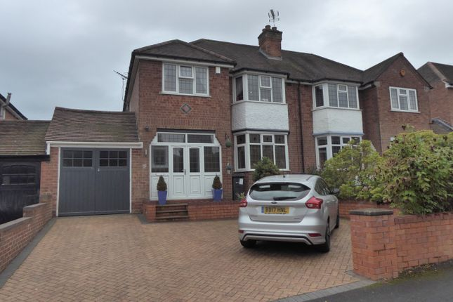 Thumbnail Semi-detached house for sale in South Road, Northfield, Birmingham
