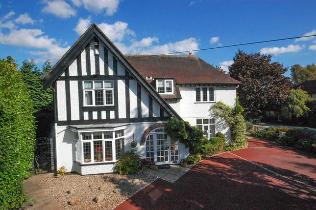 Thumbnail Detached house for sale in Melton Road, Edwalton, Nottingham