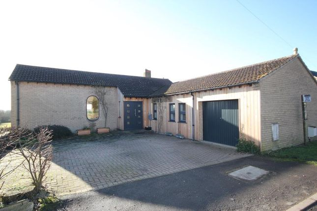 Thumbnail Detached house for sale in Cannon Street, Little Downham, Ely