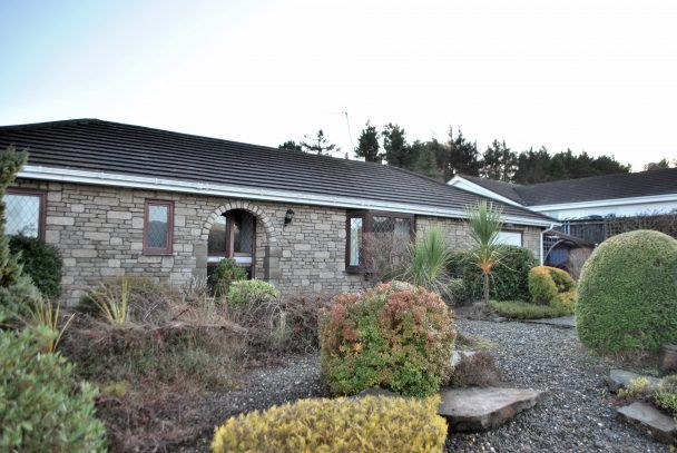 Thumbnail Bungalow for sale in Warwick Lodge, Booilushag, Maughold
