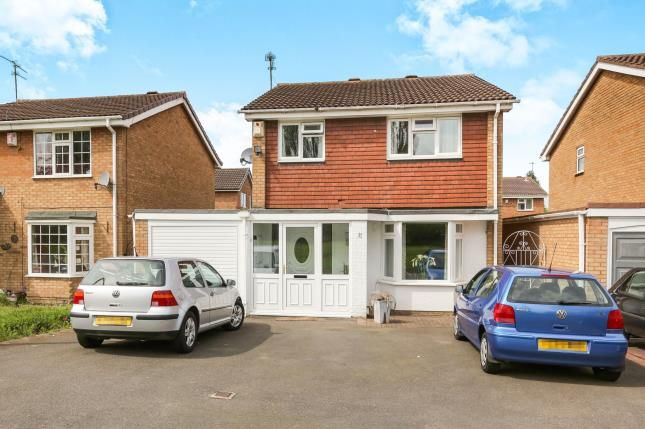 Thumbnail Detached house for sale in Waterside Way, Pendeford, Wolverhampton, West Midlands