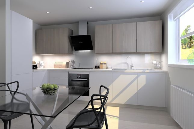 Thumbnail Semi-detached house for sale in Plot 37, Thornfield Mews, Chesterfield