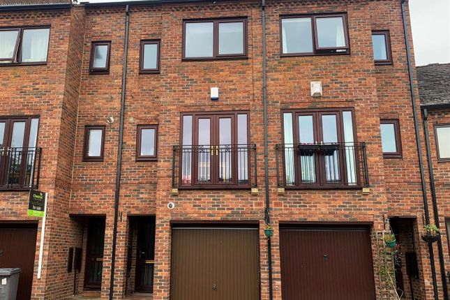 Thumbnail Terraced house for sale in Browney Croft, York