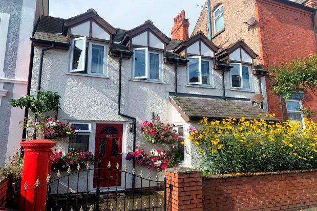 Thumbnail Property to rent in Clifton Road, Llandudno