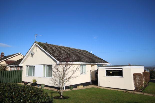 Thumbnail Semi-detached bungalow for sale in Broadlawn, Woolavington, Bridgwater