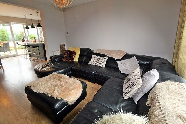 Lounge of South Drive, Llantrisant, Pontyclun, Rhondda, Cynon, Taff. CF72