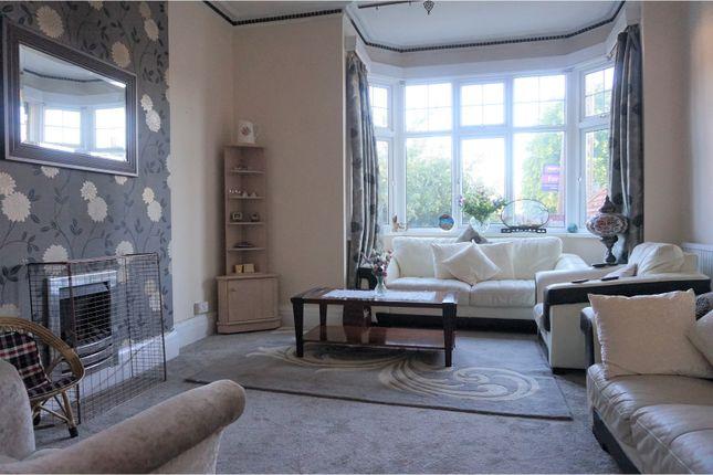 Thumbnail Semi-detached house for sale in Melbury Gardens, West Wimbledon