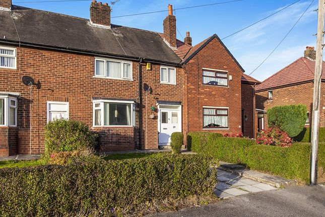 Thumbnail Terraced house for sale in Greenthorn Crescent, Ribbleton, Preston
