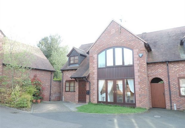 Thumbnail Detached house to rent in Norton Grange, Allesley Village, Coventry, West Midlands