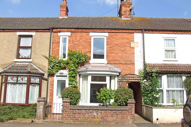 3 bed terraced house to rent in Newtown Road, Little Irchester, Wellingborough NN8