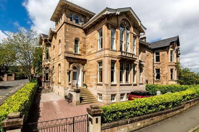 Thumbnail Flat to rent in Dundonald Road, Glasgow