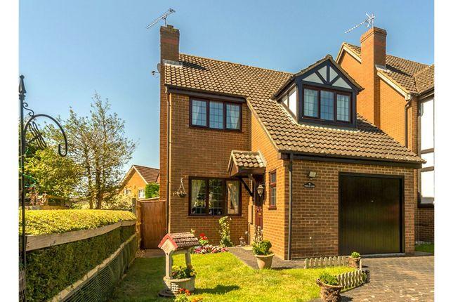 Thumbnail Detached house for sale in Chells Lane, Stevenage