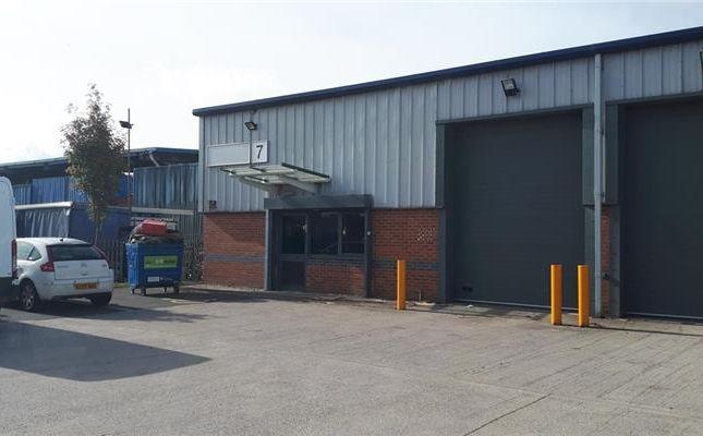 Light industrial to let in Neville Road, Bradford