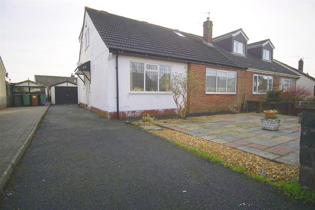 4 bed semi-detached bungalow to rent in Stratford Drive, Fulwood, Preston PR2