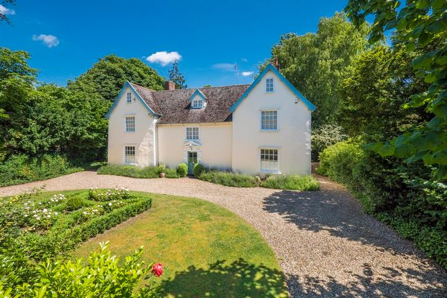 Thumbnail Detached house for sale in Wattisfield, Diss, Norfolk