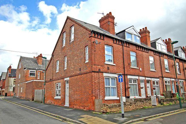 Front of Drayton Street, Sherwood, Nottingham NG5