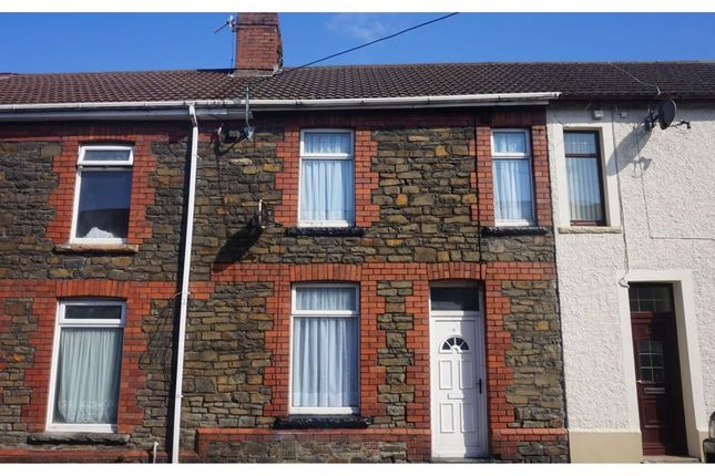 Thumbnail Terraced house to rent in Cross Street, Resolven, Neath