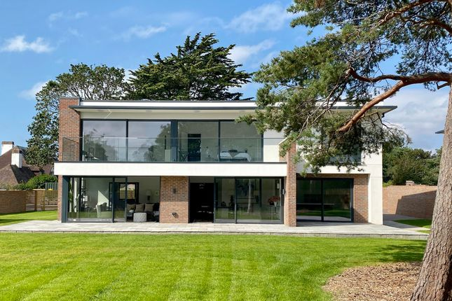 Thumbnail Detached house for sale in Barton Common Road, Barton On Sea, Hampshire